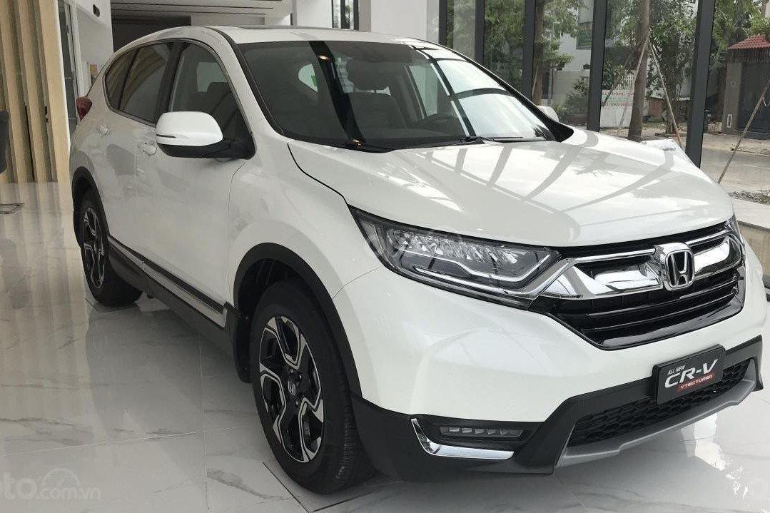 Honda CR-V bán được hơn 1.500 xe trong tháng 5/2020.
