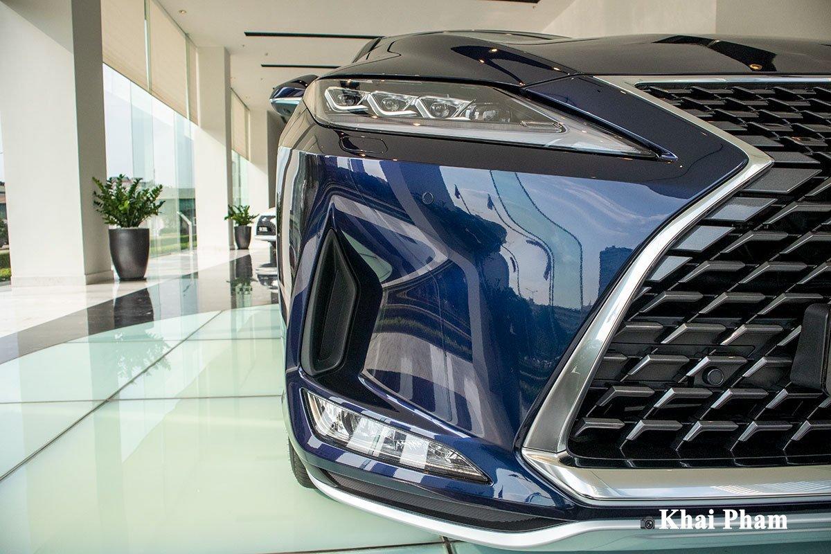 Ảnh đèn pha xe Lexus RX 450h 2020