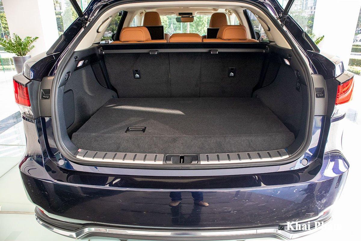 Ảnh cốp xe Lexus RX 450h 2020 a1