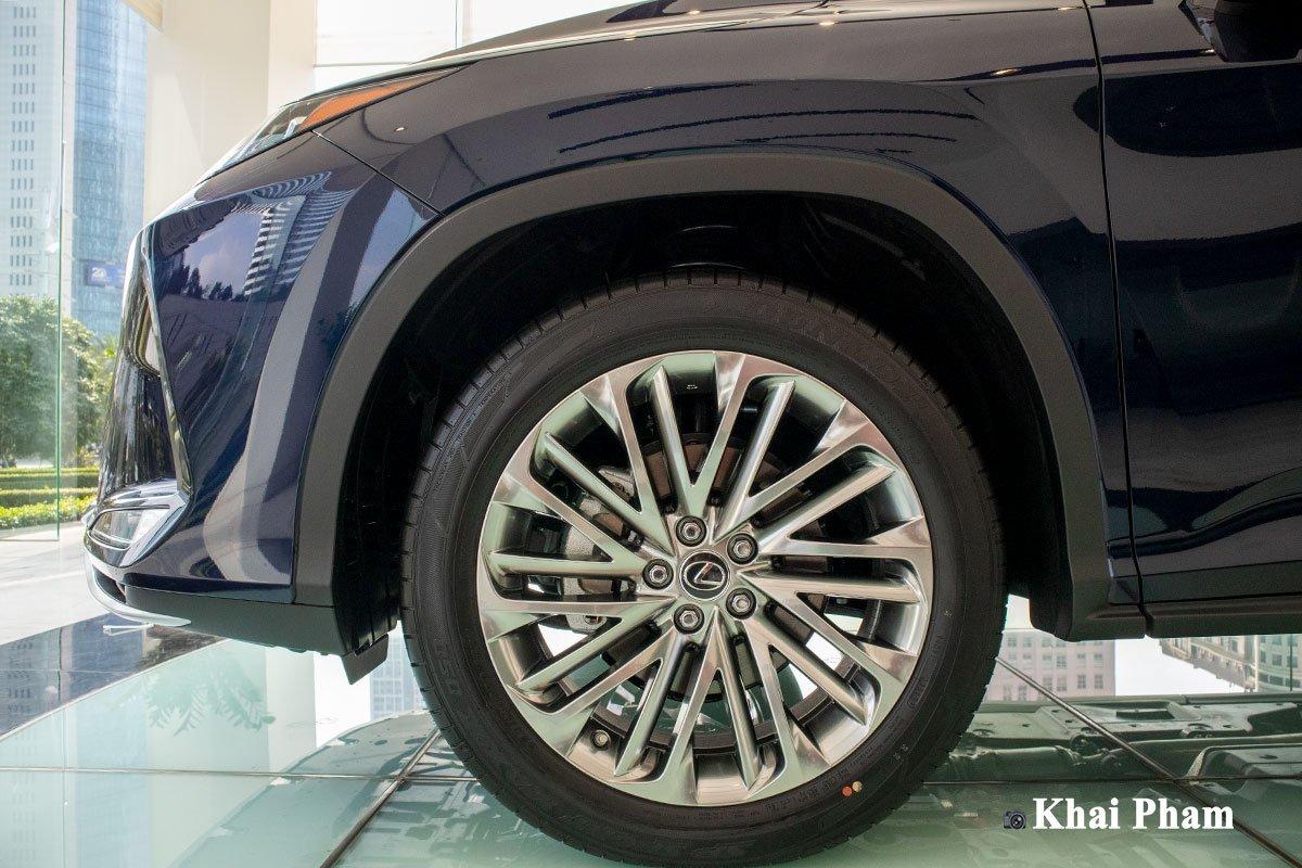 Ảnh mâm xe Lexus RX 450h 2020