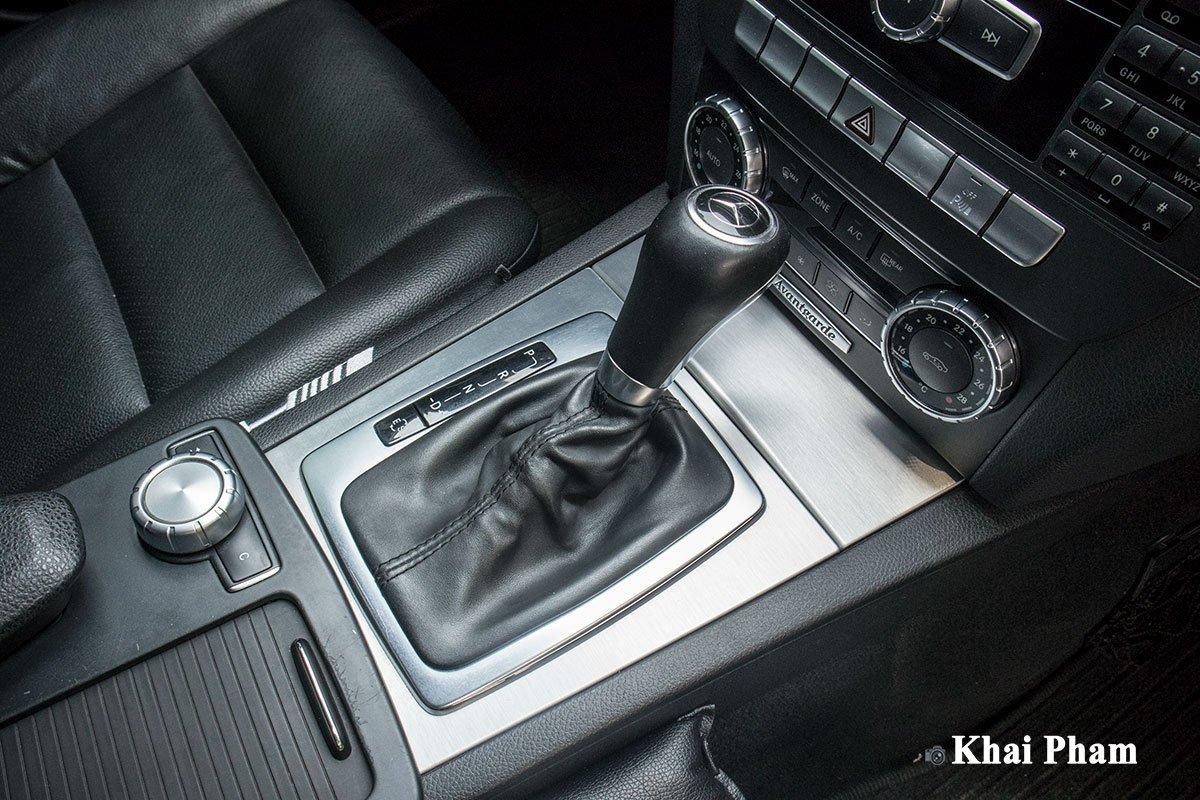 """Hơn 2 tháng thi công và 200 triệu đồng, Mercedes-Benz C 300 đời """"ơ kìa"""" biến thành xe thể thao cực ngầu a28"""