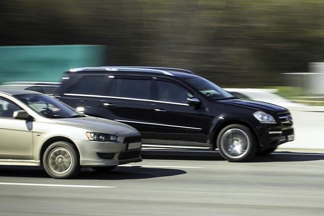 Chế độ rất thích hợp khi tài xế muốn vượt qua xe khác mà không cần chuyển tay xuống cần số.