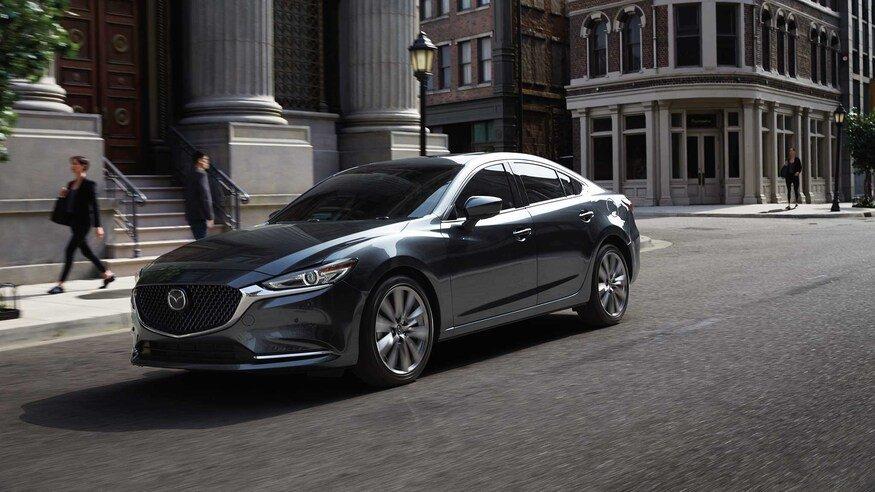 Mazda Việt Nam nhá hàng mẫu xe mới.