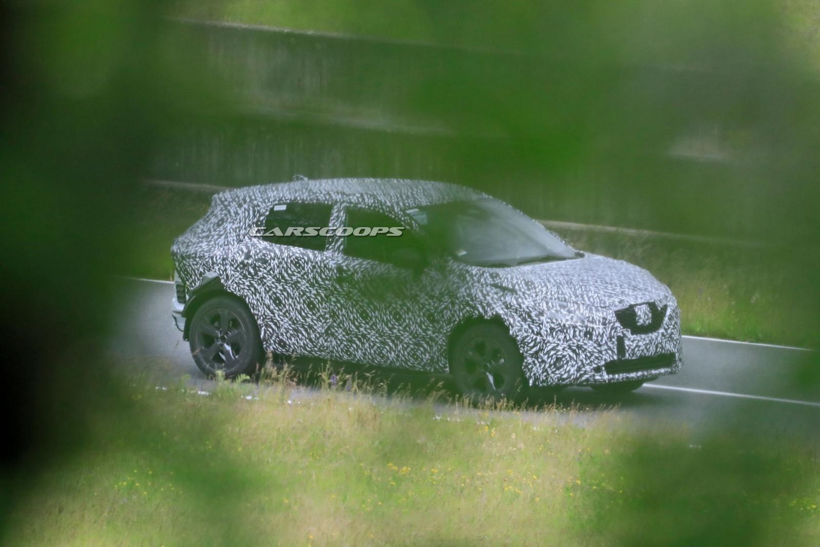 Lộ ảnh Nissan X-Trail 2021 Sport hoàn toàn mới.