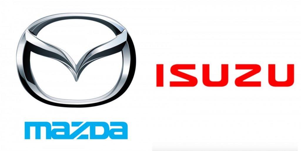 Đứa con mới giữa Mazda và Isuzu còn ẩn chứa nhiều bí ẩn.