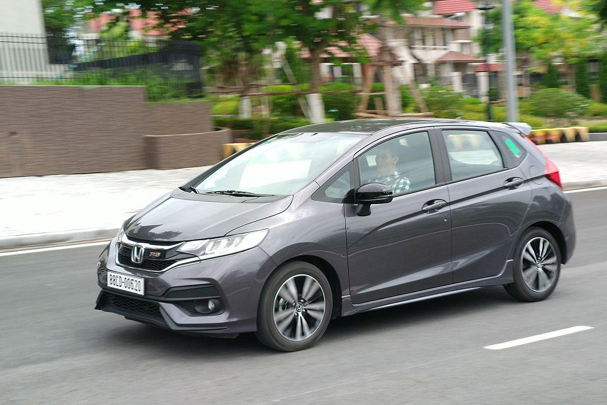 Honda Jazz tại Việt Nam 1