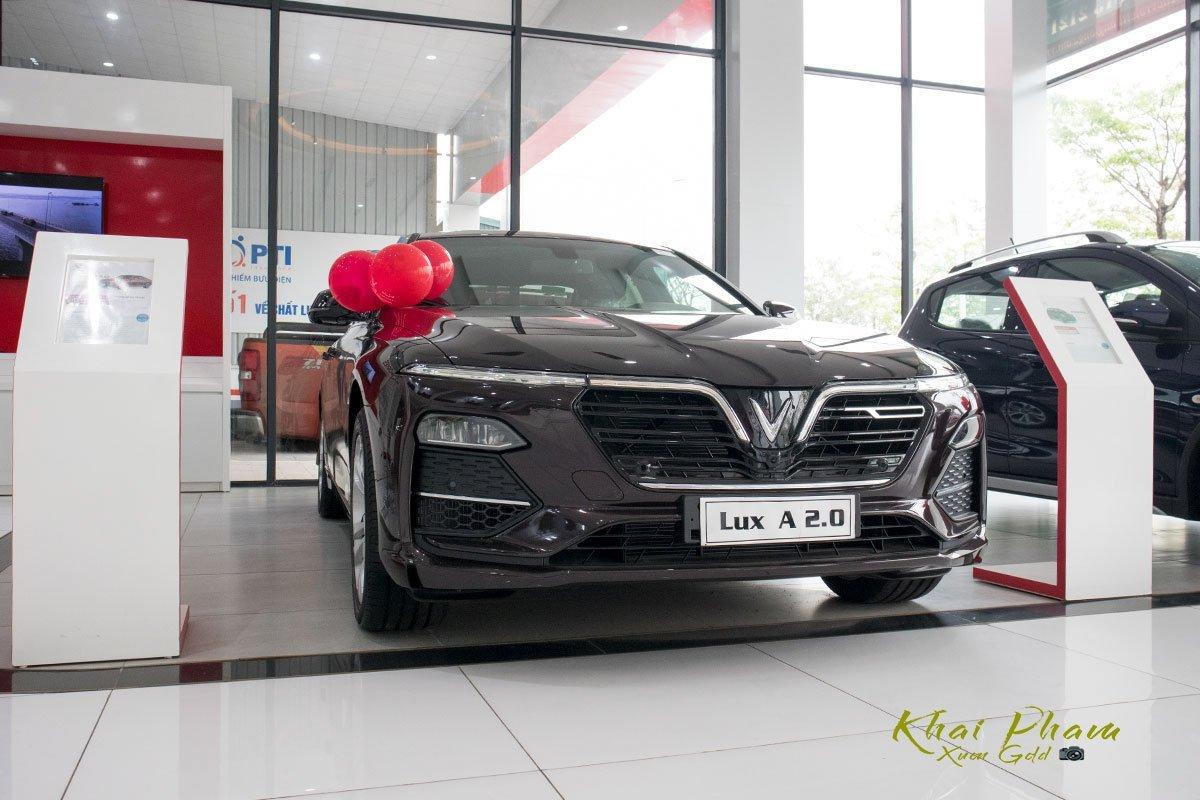 VinFast LUX A2.0 bán được 682 xe trong tháng 5/2020.