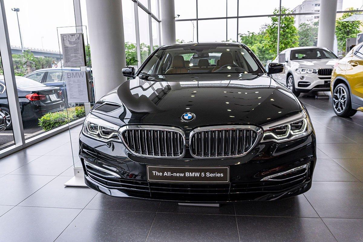Giá xe BMW 530i cập nhật nhanh nhất - Ảnh 1.