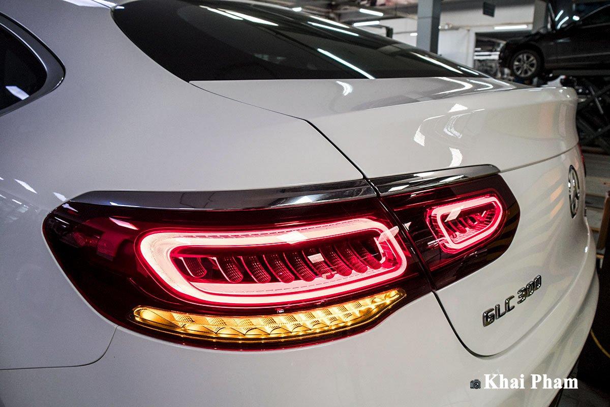 Ảnh Đèn hậu xe Mercedes-Benz GLC 300 Coupe 2020