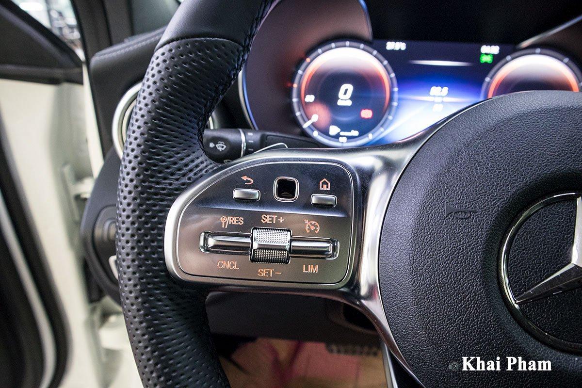 Ảnh Nút bấm xe Mercedes-Benz GLC 300 Coupe 2020