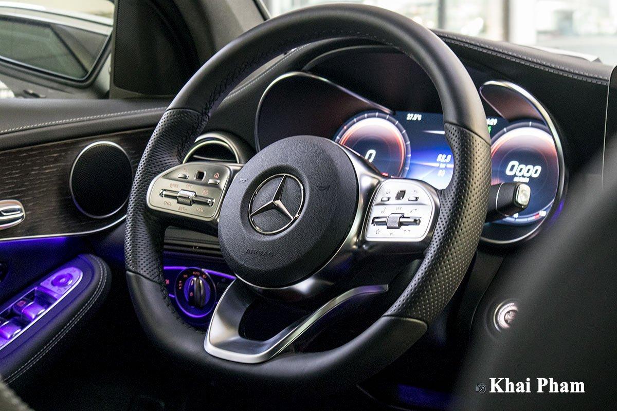 Ảnh Vô-lăng xe Mercedes-Benz GLC 300 Coupe 2020