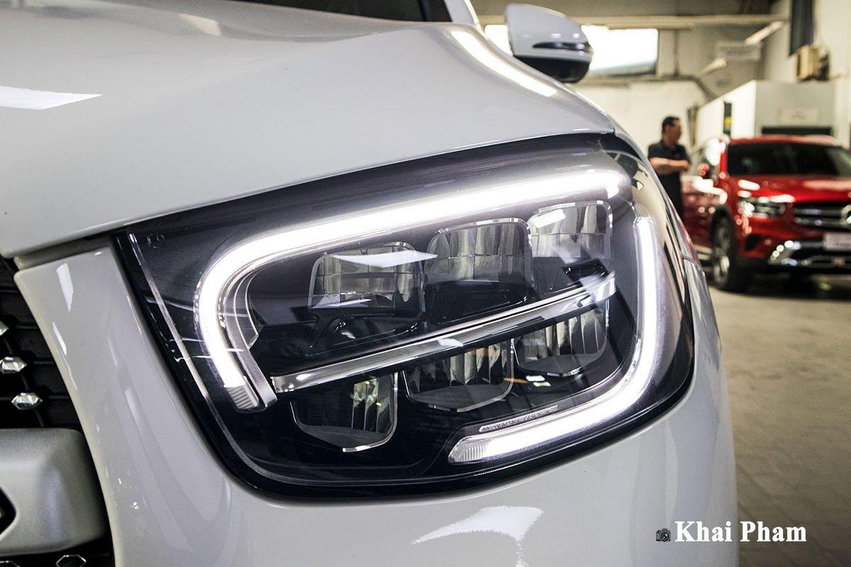 Ảnh Đèn pha xe Mercedes-Benz GLC 300 Coupe 2020 a1