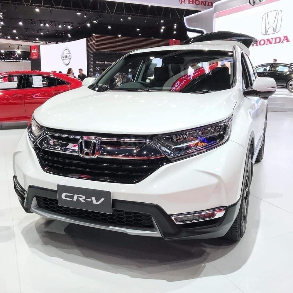 Honda CR-V: Doanh số 1.581 xe 2