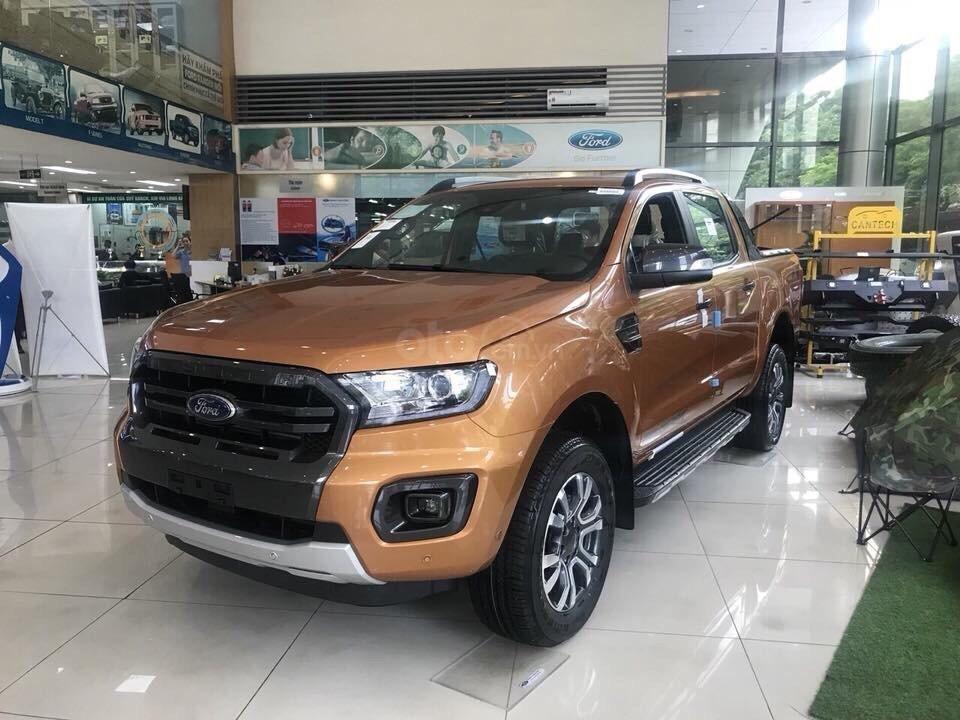 Ford Ranger: Doanh số 1.176 xe 1