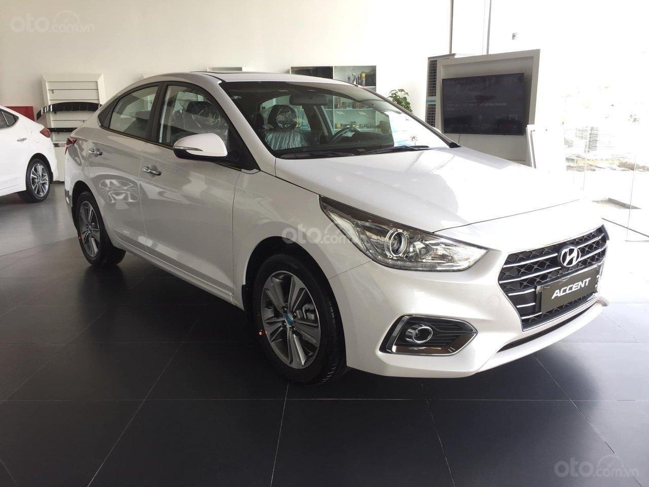 Hyundai Accent 2020 giảm thuế 50%, khuyến mại full phụ kiện chính hãng. Giảm giá các dòng xe Hyundai cực sốc (1)