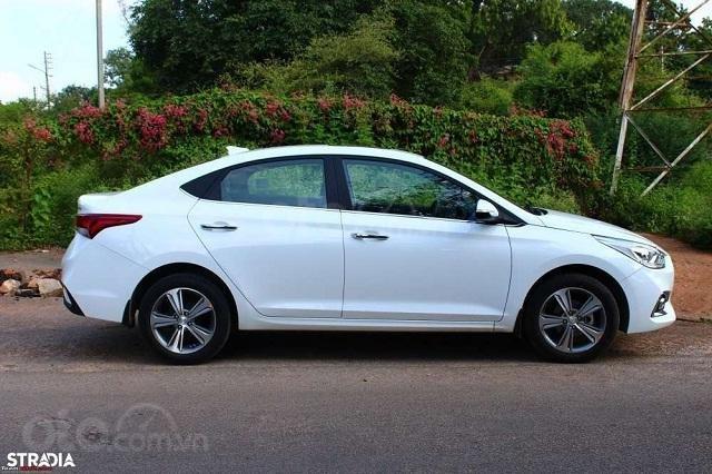 Hyundai Accent 2020 giảm thuế 50%, khuyến mại full phụ kiện chính hãng. Giảm giá các dòng xe Hyundai cực sốc (5)