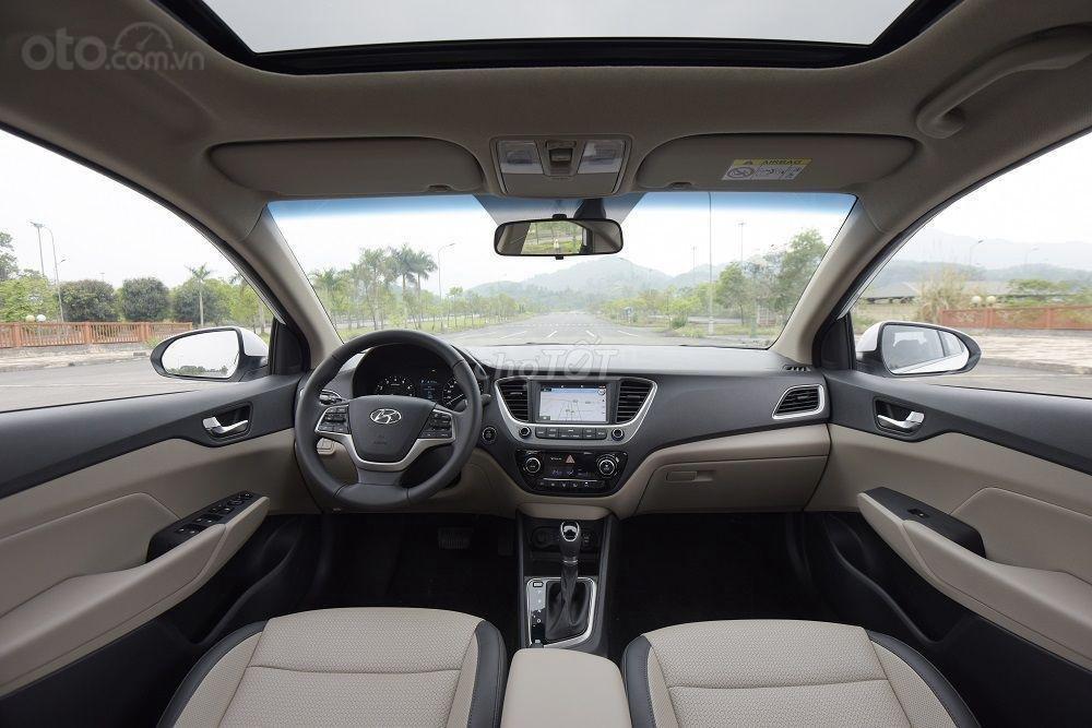 Hyundai Accent 2020 giảm thuế 50%, khuyến mại full phụ kiện chính hãng. Giảm giá các dòng xe Hyundai cực sốc (3)