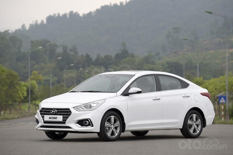 Hyundai Accent 2020 giảm thuế 50%, khuyến mại full phụ kiện chính hãng. Giảm giá các dòng xe Hyundai cực sốc (7)