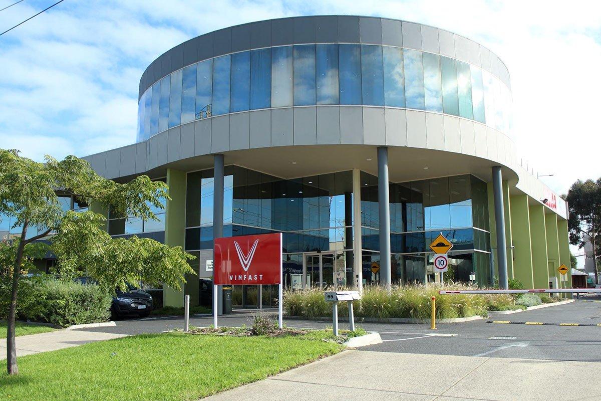 VinFast chính thức khai trương văn phòng tại Melbourne (Australia).