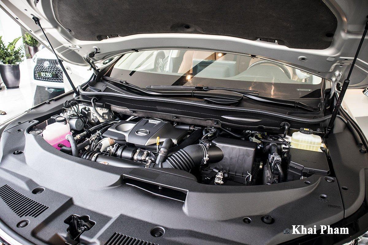 Động cơ xe Lexus RX 300 2021.