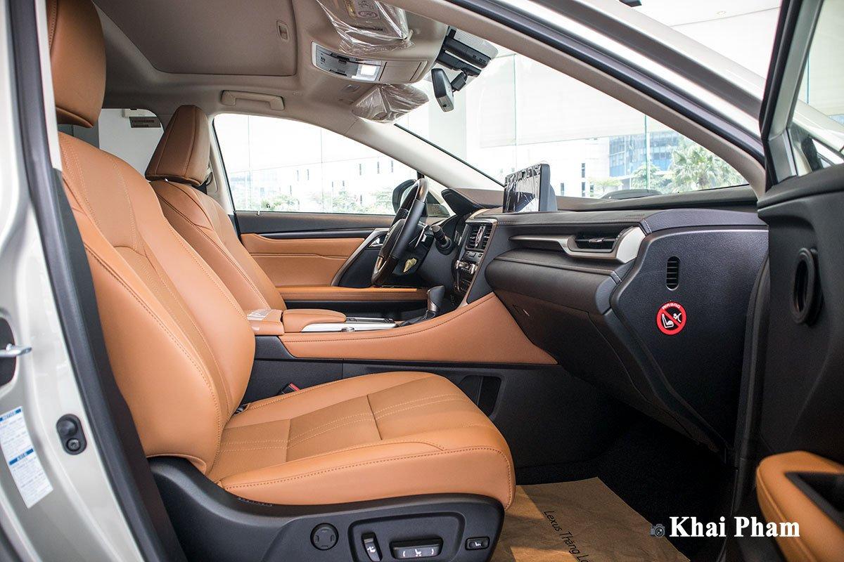 Nộithất xe Lexus RX 300 2021 1.