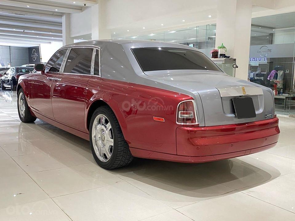 Bán xe Roll Royce Phantom EWB, bản thùng dài hiếm nhất VN, đăng kí lần đầu 2011 (3)