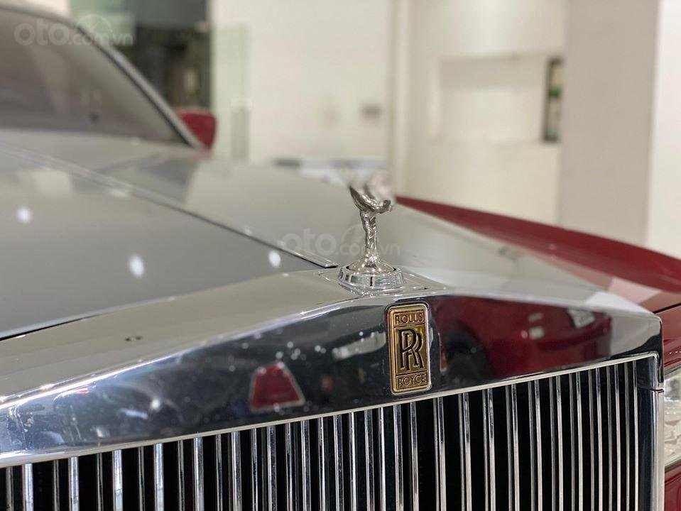Bán xe Roll Royce Phantom EWB, bản thùng dài hiếm nhất VN, đăng kí lần đầu 2011 (5)