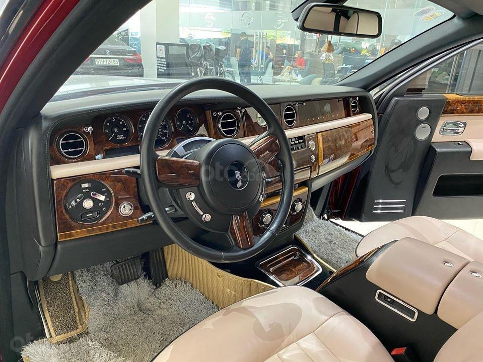Bán xe Roll Royce Phantom EWB, bản thùng dài hiếm nhất VN, đăng kí lần đầu 2011 (6)