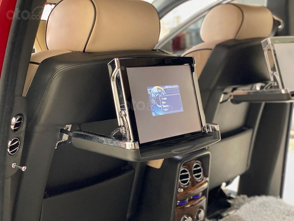 Bán xe Roll Royce Phantom EWB, bản thùng dài hiếm nhất VN, đăng kí lần đầu 2011 (11)
