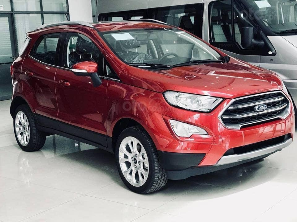 Ford Ecosport 1.0 Titanium đủ màu, giao ngay (1)