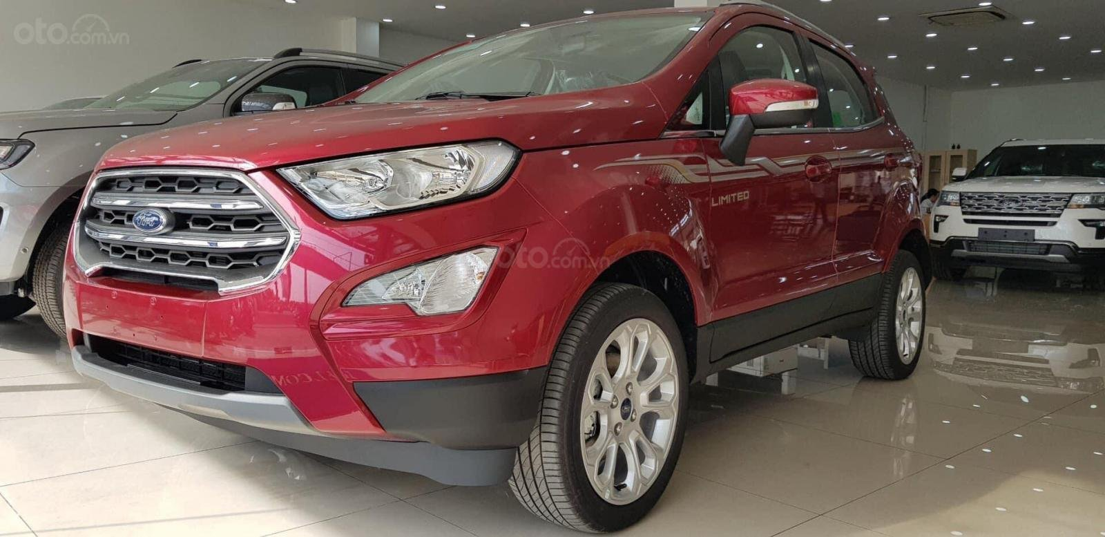 Ford Ecosport 1.0 Titanium đủ màu, giao ngay (4)