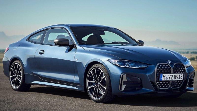 Thiết kế BMW 4-Series 2021 mới khác BMW 4-Series nhiều nhất tại đầu xe - 1.