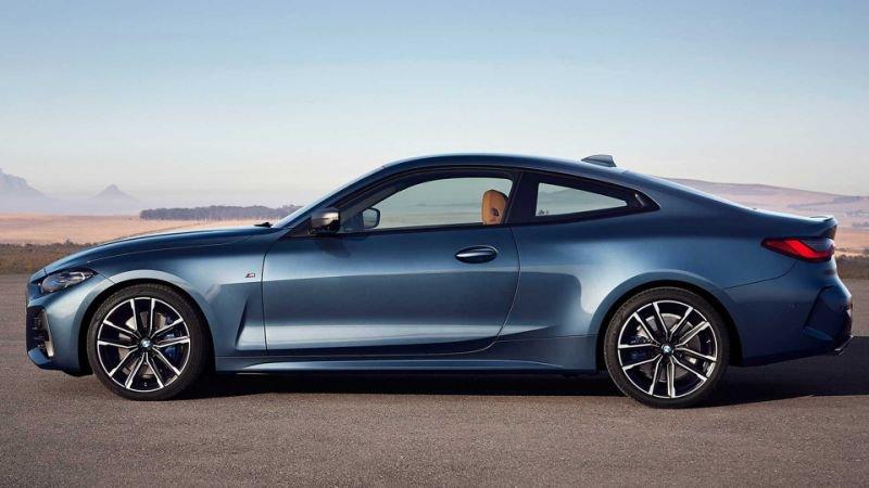 Thân xe BMW 4-Series 2021 mới duyên dáng hơn 4-Series đời trước - 1.