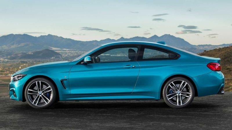Thân xe BMW 4-Series 2021 mới duyên dáng hơn 4-Series đời trước - 2.