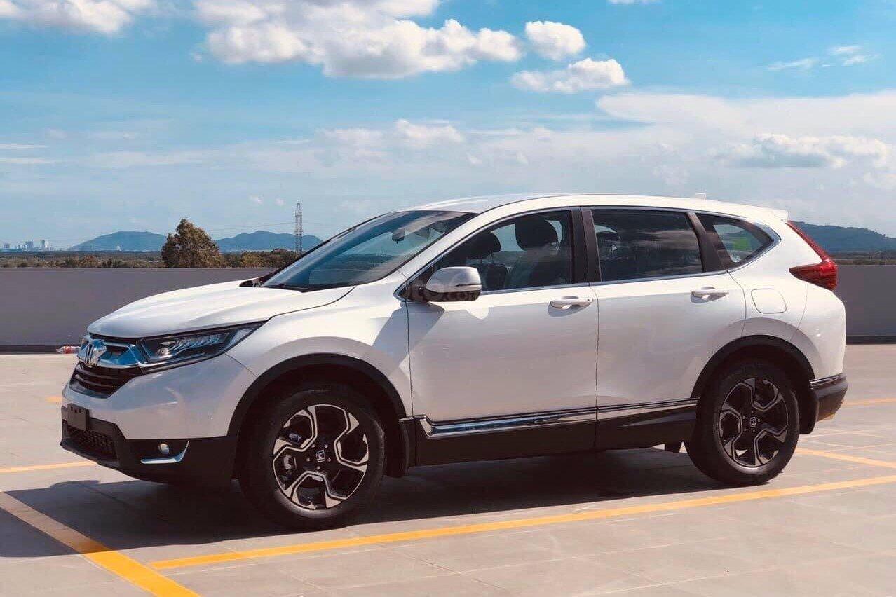 Honda CR-V đứng đầu phân khúc CUV trong tháng 5/2020 1