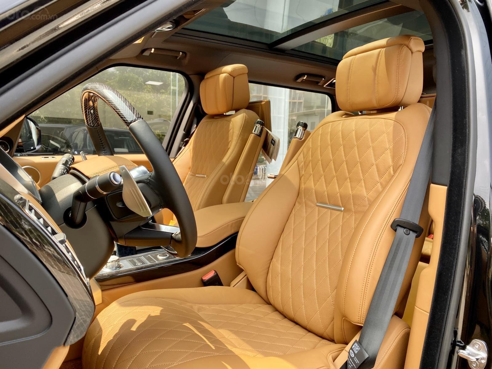 Cần bán LandRover Range Rover SV Autobio LWB 3.0 model 2020, màu trắng đen, mới 100% (10)