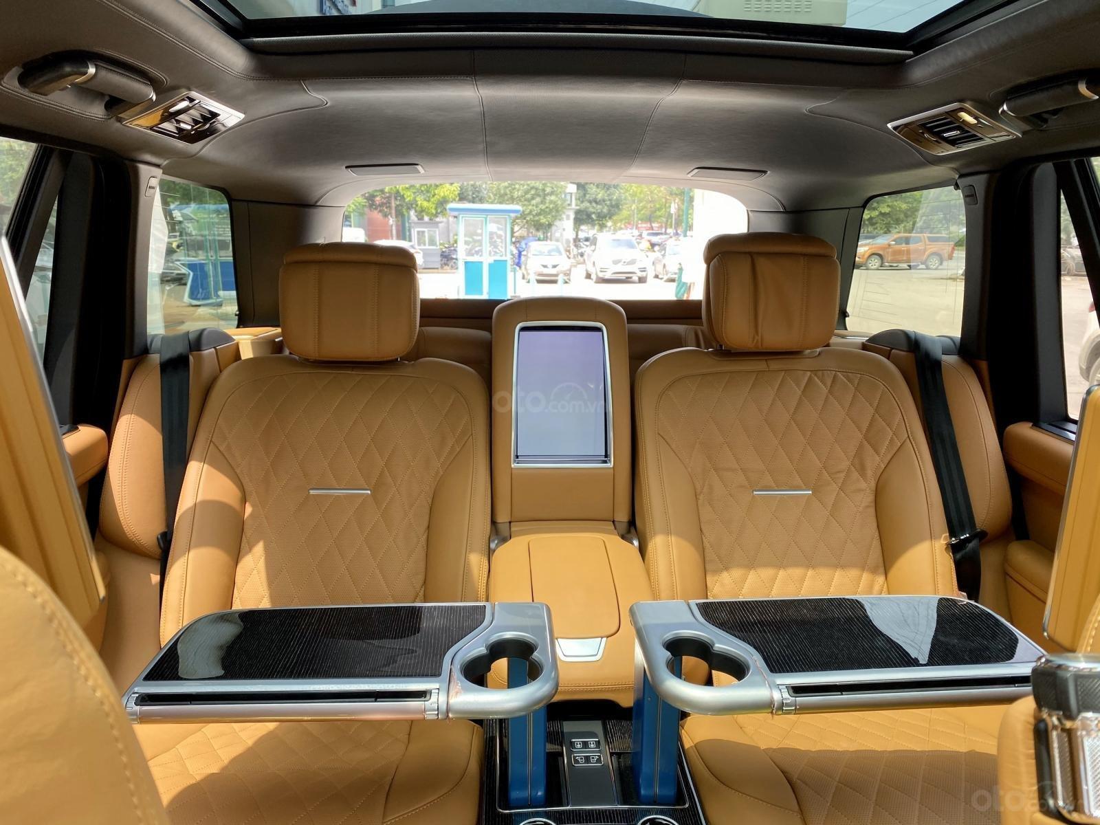 Cần bán LandRover Range Rover SV Autobio LWB 3.0 model 2020, màu trắng đen, mới 100% (14)