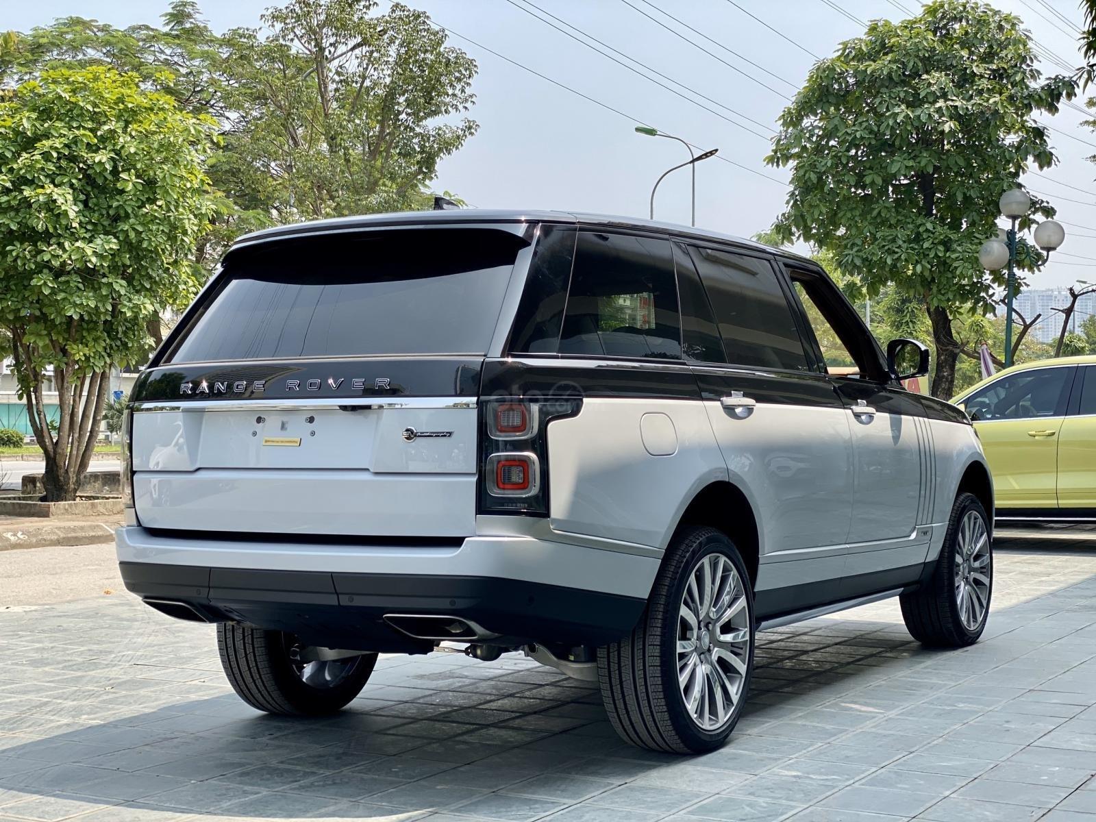 Cần bán LandRover Range Rover SV Autobio LWB 3.0 model 2020, màu trắng đen, mới 100% (6)