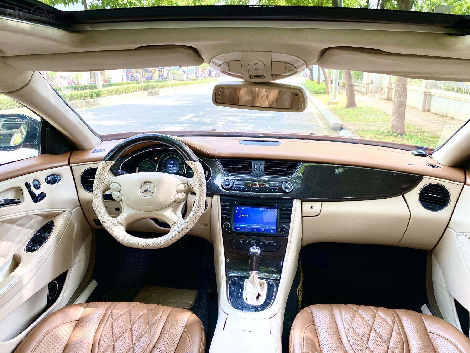 Bán Mercedes CLS 63 Coupe nhập Đức 2007, BS đẹp 22686 (6)