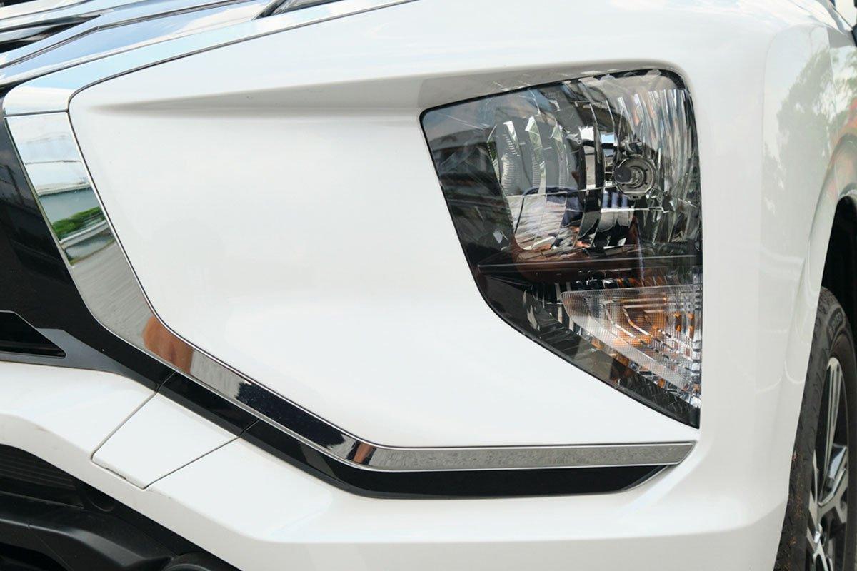 Mitsubishi Xpander 2020 MT vẫn sử dụng đèn Halogen.