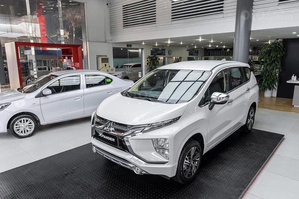 [ Hot] Mitsubishi Xpander 2020 AT, giá tốt nhất Hà Nội, hỗ trợ vay lên đến 80% giá trị xe (2)