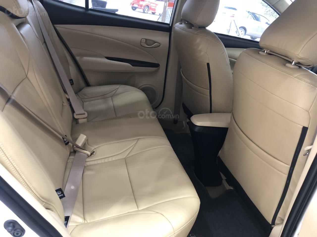 Bán Toyota Vios 1.5E CVT 2020 - bán trả góp - trả 130tr nhận ngay xe (5)