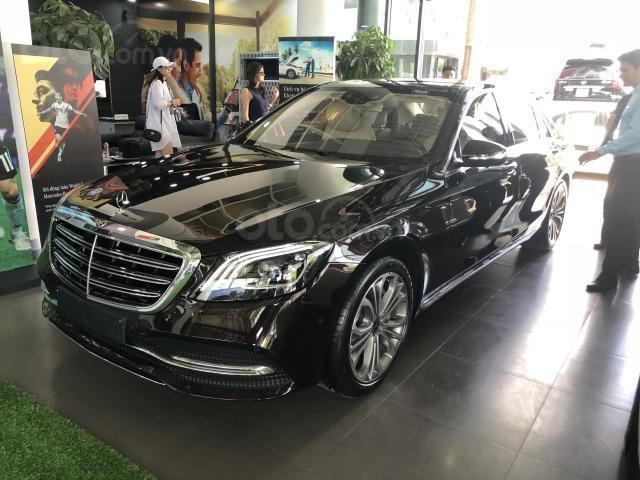 Mercedes S450 Luxury 2020 - giảm ngay 320.000.000 đ + tặng bảo hiểm + tặng 2 năm bảo dưỡng miễn phí (1)