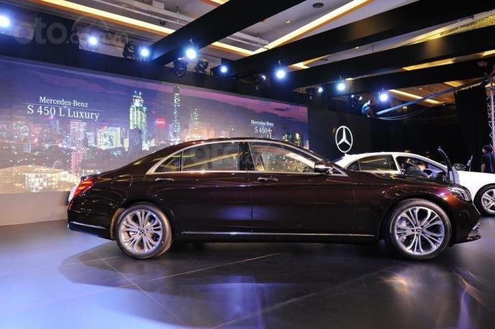 Mercedes S450 Luxury 2020 - giảm ngay 320.000.000 đ + tặng bảo hiểm + tặng 2 năm bảo dưỡng miễn phí (3)