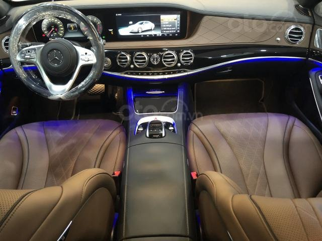 Mercedes S450 Luxury 2020 - giảm ngay 320.000.000 đ + tặng bảo hiểm + tặng 2 năm bảo dưỡng miễn phí (7)