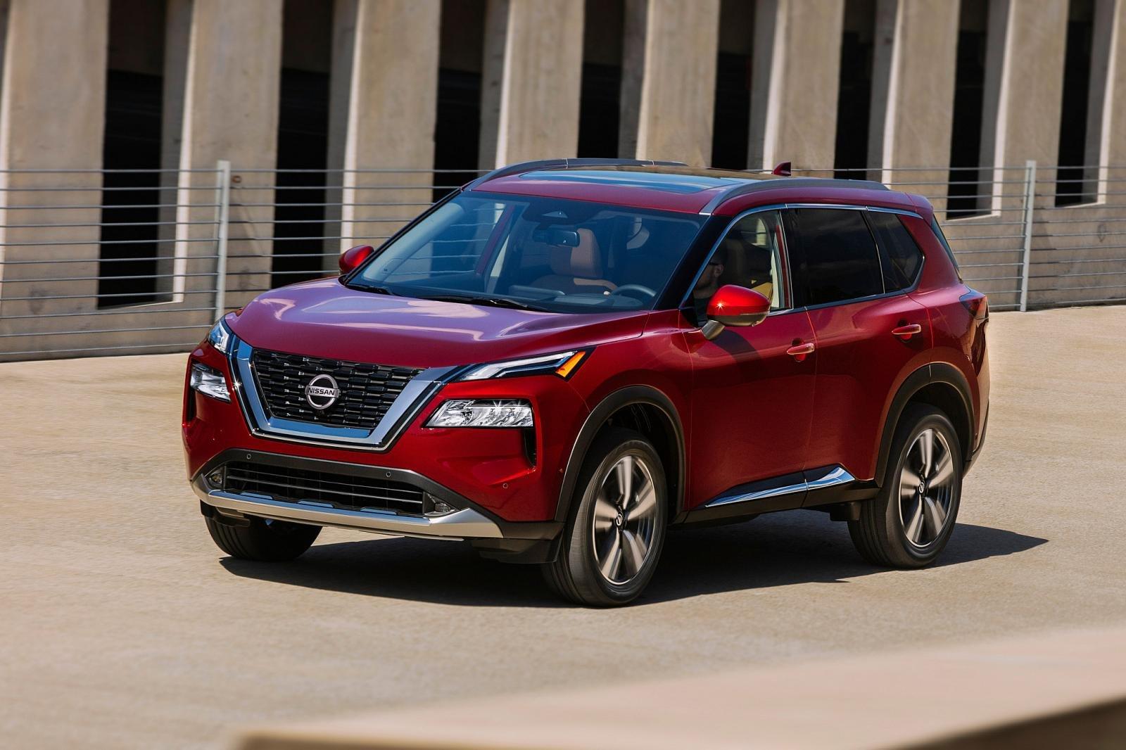 Nissan X-Trail 2021 vén màn, vô vàn cập nhật hấp dẫn.