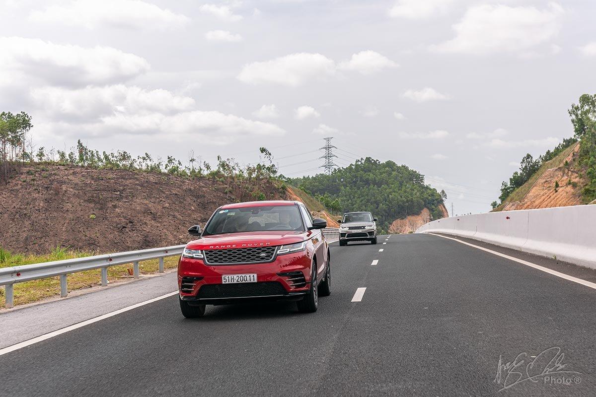 Đánh giá xe Range Rover Velar 2020: Đây là chiếc xe sinh ra cho mục đích di chuyển đường bằng.