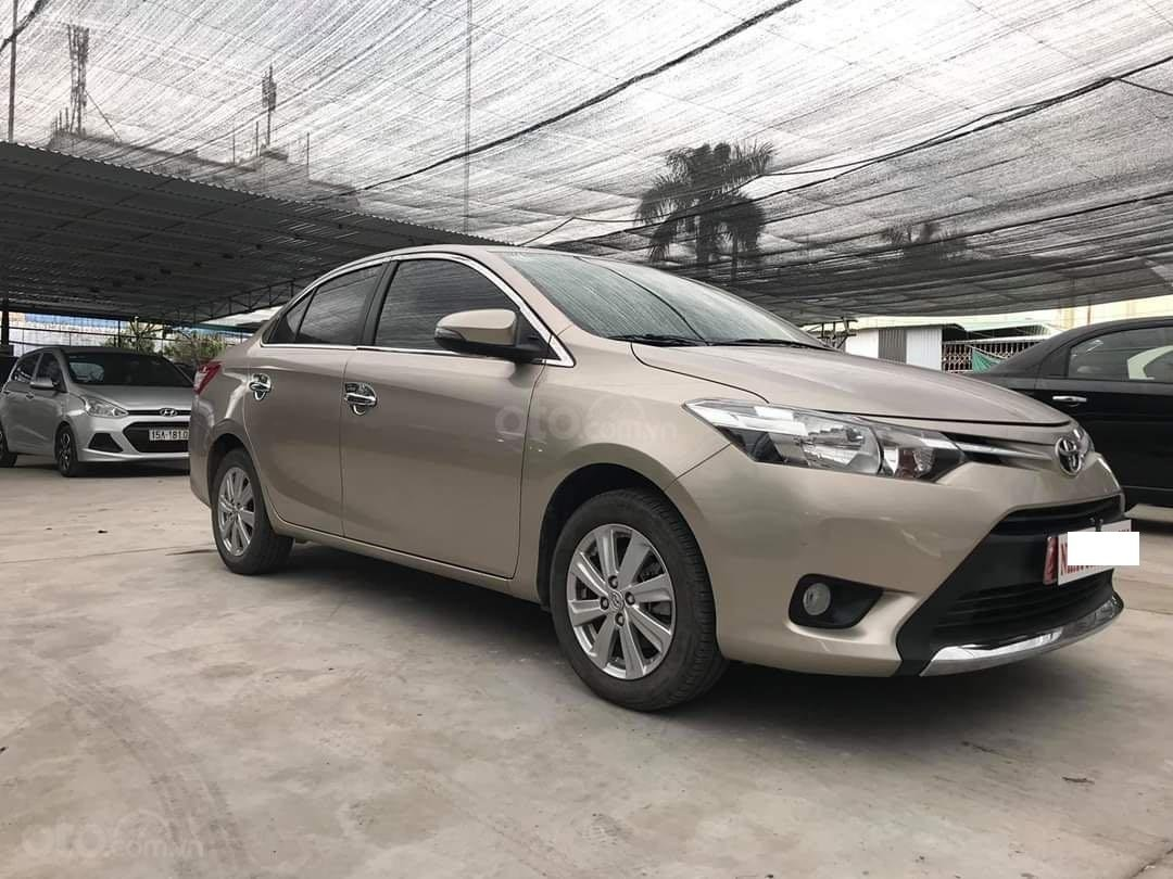 Toyota Vios giữ giá và thanh khoản nhanh...