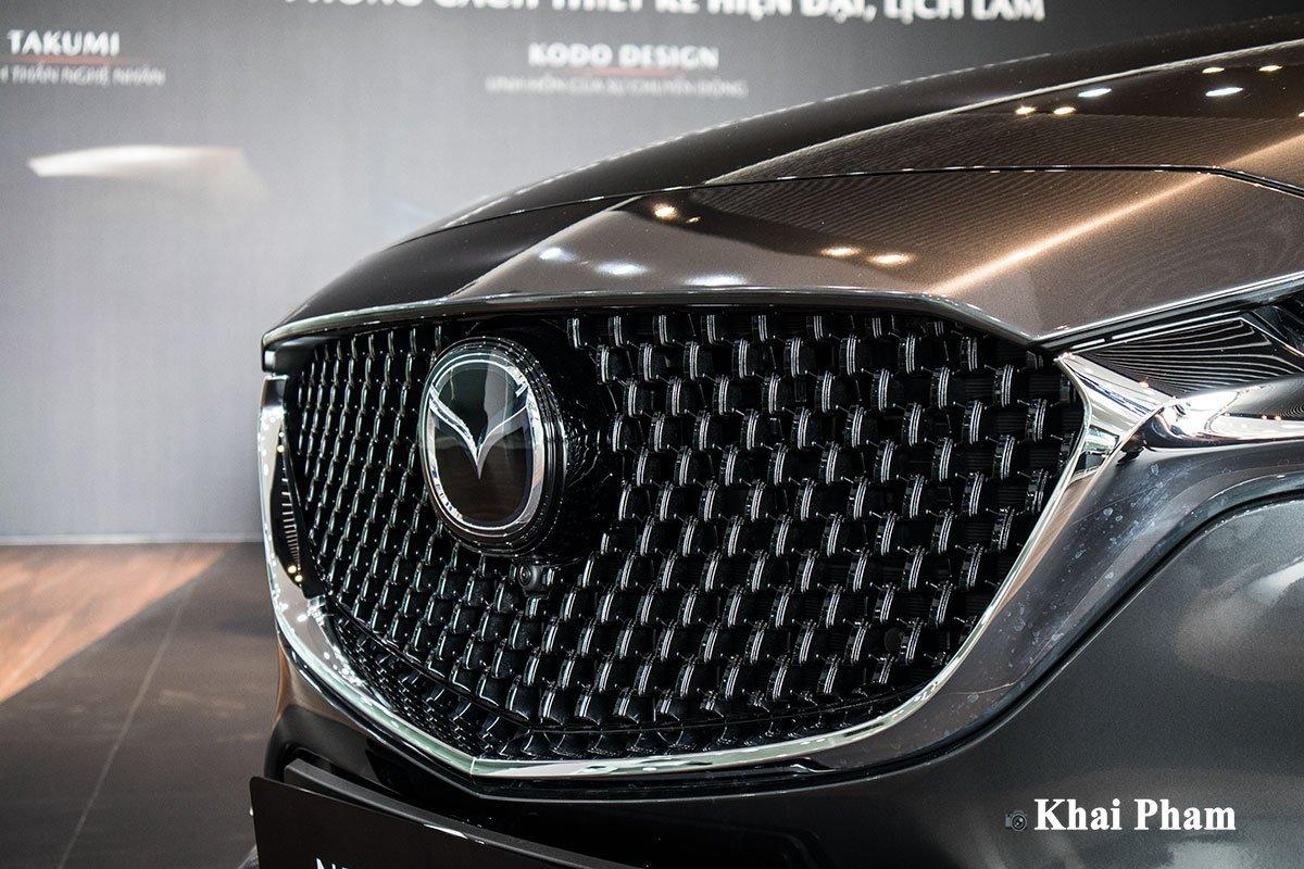 Thiết kế đầu xe Mazda 6 2021.