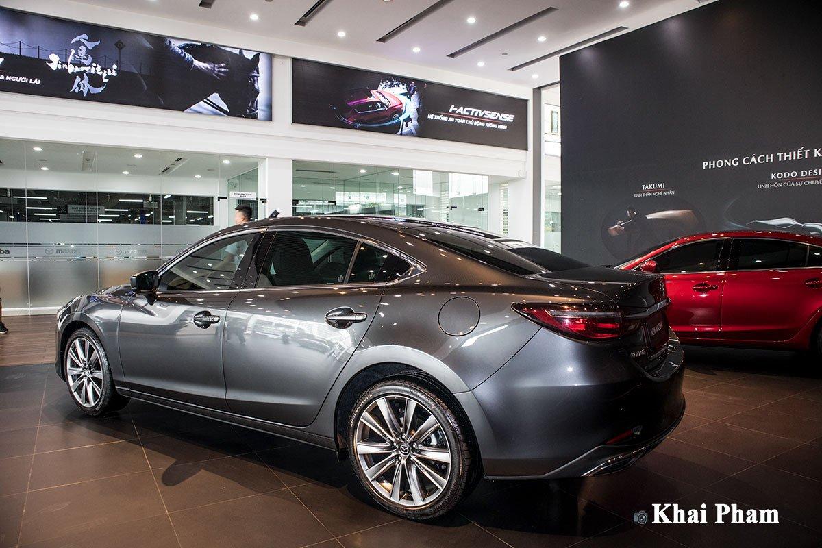 Mazda 6 2020 chính thức ra mắt Việt Nam, chưa công bố giá a55